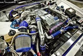 Двигатели серии JZ